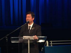 Mito Mayor Yasushi Takahashi