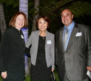 SCI California State Representative Kathleen Roche-Tansey, Los Angeles Nagoya Sister City Affiliation (LANSCA) Chair Teruko Weinberg and SCI SoCal President / LANSCA Vice-Chair Anthony Al-Jamie
